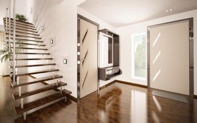 Przedsionek, hol, korytarze, czyli płynne przejście między pomieszczeniami