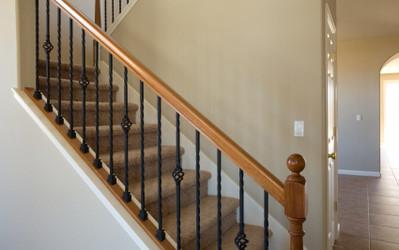 Zmiana konstrukcji schodów w projekcie