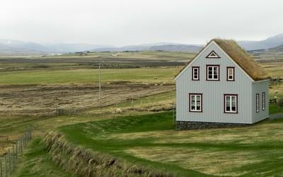 Zielony dach, czyli ogród nad sufitem