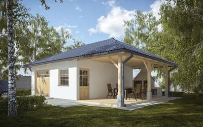 Nowe i nietypowe projekty garaży