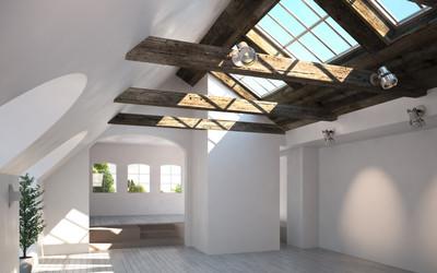 Jak myć wysoko zamontowane okna dachowe?