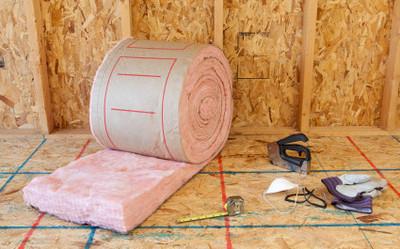 Wełna do izolacji termicznej i akustycznej