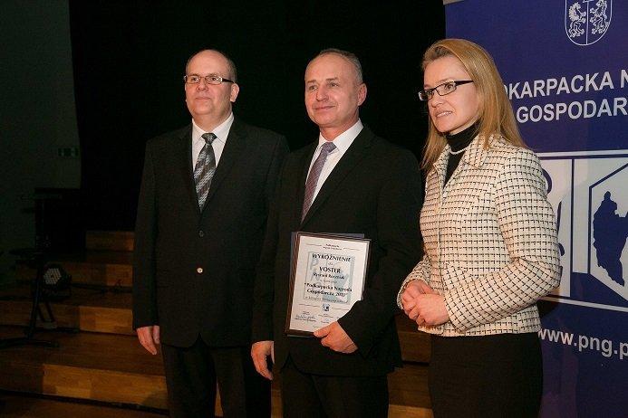 Podkarpacka Nagroda Gospodarcza 2013.