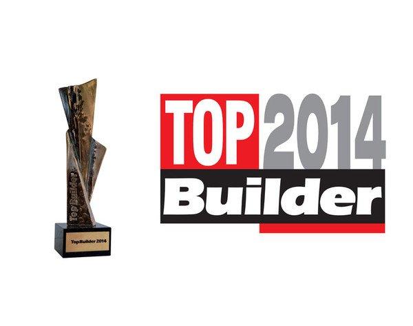 Top Biulder 2014.