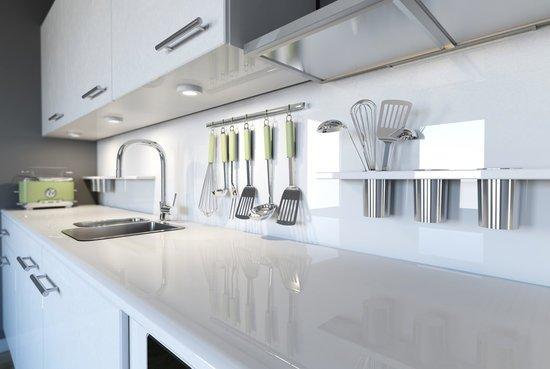W małej kuchni wszystko możemy mieć pod ręką