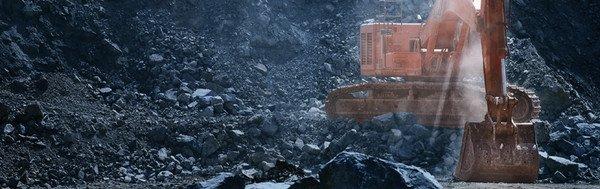 Stal firmy Ruukki wykorzystywana jest w przemyśle górniczym.